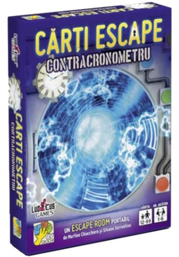 Carti Escape - Contracronometru, ed. 2