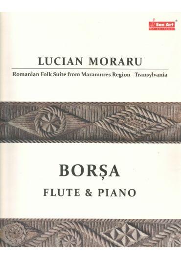 Borsa. Flute & Piano. Partituri