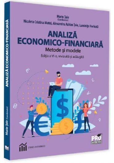 Analiza economico-financiara. Metode si modele, ed. 4