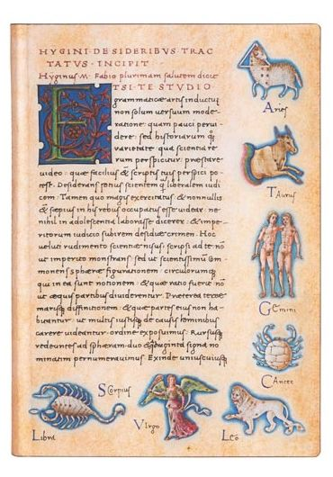 Jurnal - Midi, Lined - Astronomica