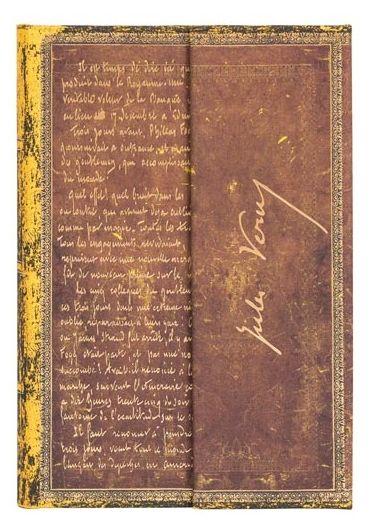 Jurnal - Mini, Lined - Verne, Around the World