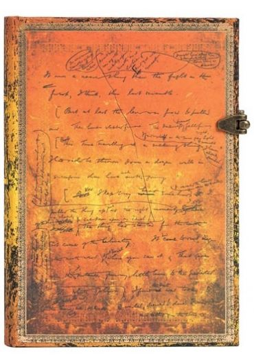 Jurnal - Midi, Lined - H.G. Wells 75th Anniversary - The Time Machine