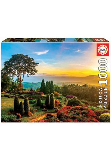 Puzzle 1000 piese Beautiful Garden