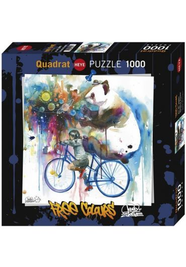 Puzzle 1000 piese Free Colours Universe
