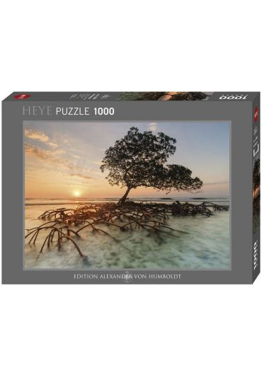 Puzzle 1000 piese Red Mangrove