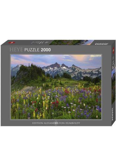 Puzzle 2000 piese Tatoosh Mountain
