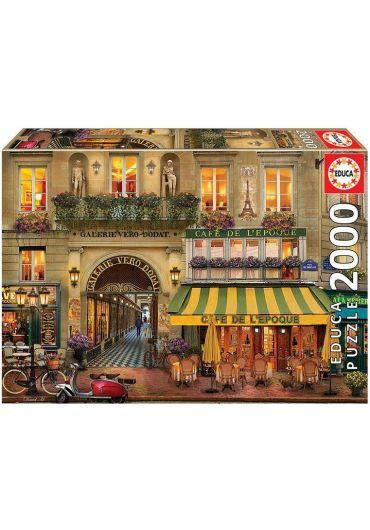 Puzzle 2000 piese Galerie Paris