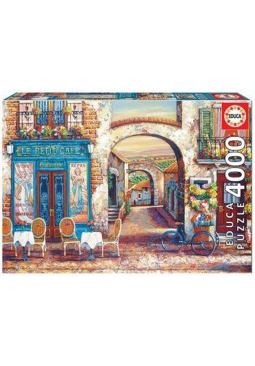 Puzzle 4000 piese Le Petit Cafe