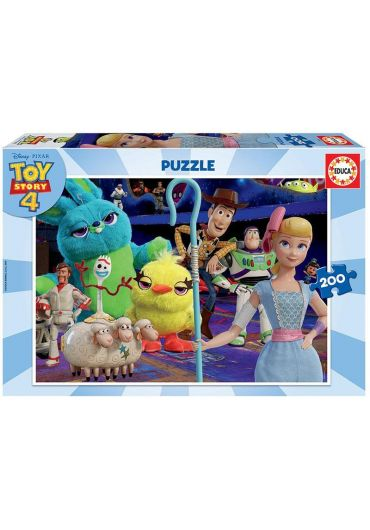 Puzzle 200 piese Toy Story 4