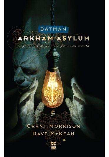 Batman. Arkham Asylum New Edition
