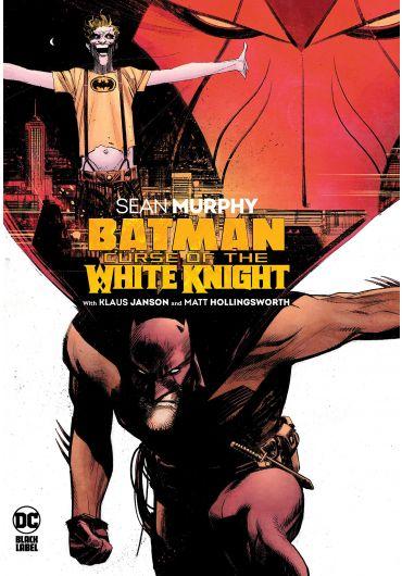 Batman. Curse of the White Knigh