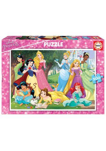 Puzzle 500 piese Disney Princess