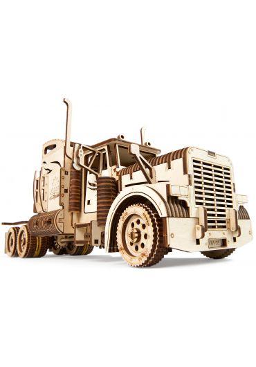 Puzzle 3D lemn - Camion VM-03