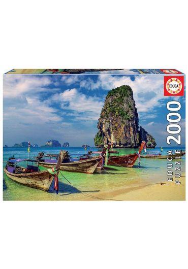 Puzzle 2000 piese Krabi, Thailand
