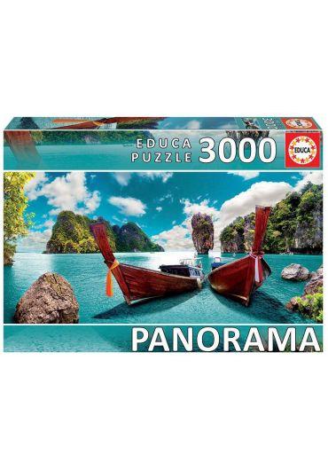 Puzzle Panoramic 3000 piese Phuket, Thailand