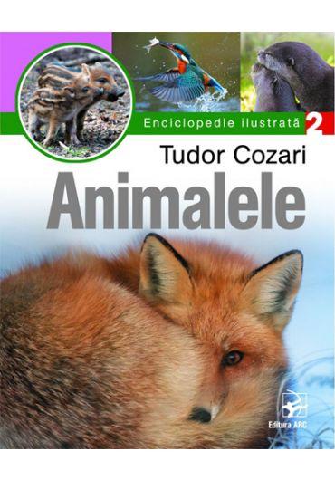 Animalele. Volumul 2. Enciclopedie ilustrata