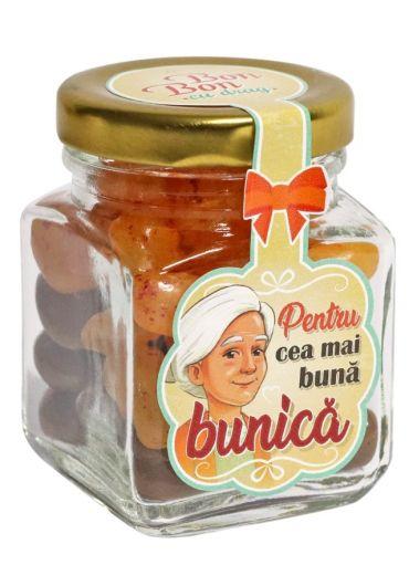 Borcan Bonbon - Pentru cea mai buna bunica