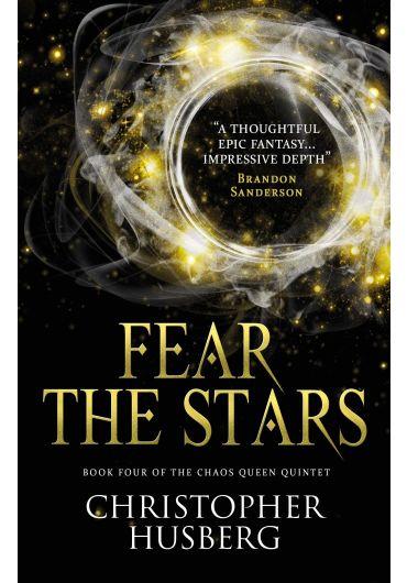 Chaos Queen 4. Fear the Stars