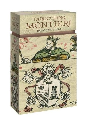 Tarocchino Montieri. Bologna 1725 - Limited Edition