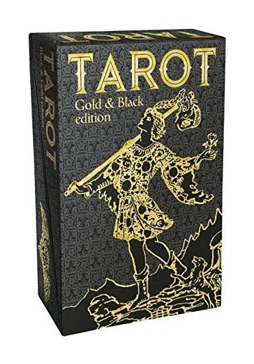 Tarot - Gold and Black Edition