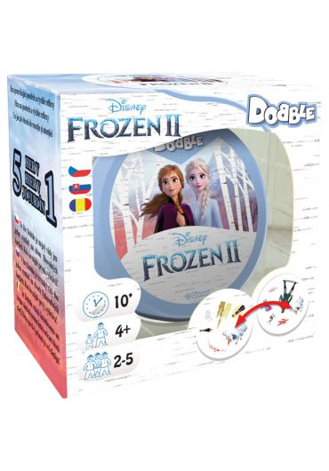 Joc Dobble - Frozen 2