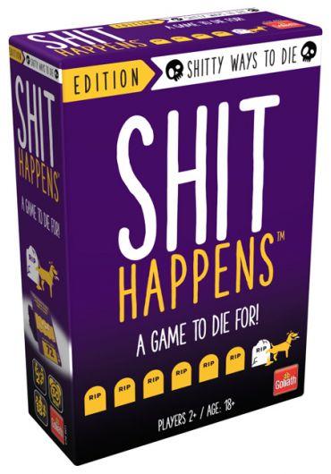 Joc - Shit Happens - Shitty Ways To Die