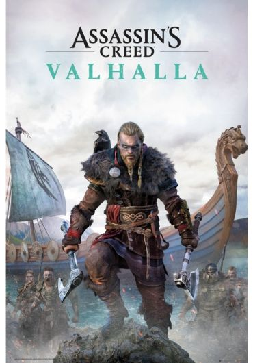 Poster - Assassin's Creed - Valhalla