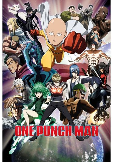Poster - Poster - One Punch Man