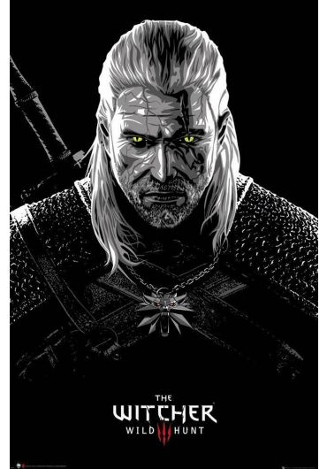 Poster - The Witcher, Wild Hunt - Toxicity Poisoning