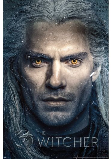 Poster - The Witcher - Close Up