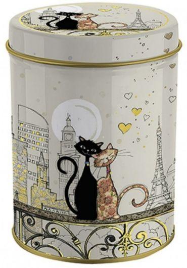 Cutie pentru ceai - Bug Art Chats Paris