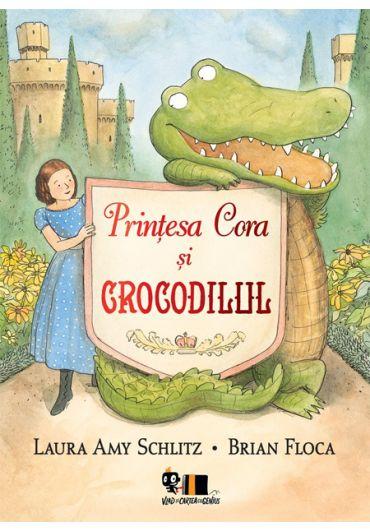 Printesa Cora si crocodilul