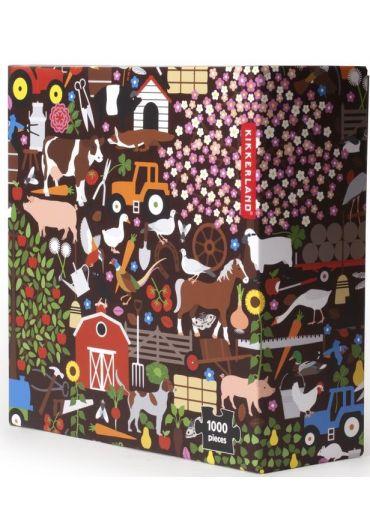 Puzzle 1000 piese - Farm