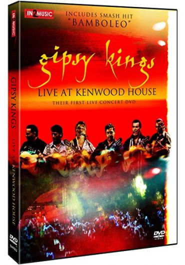 Gipsy Kings - Live la Kenwood House DVD