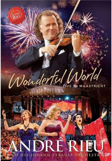 Andre Rieu - Wonderful World, Live in Maastrich DVD