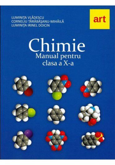 Manual de chimie clasa a X-a