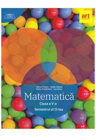 Matematica clasa a V-a semestrul II