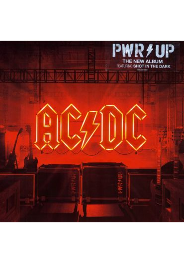 AC/DC - Power Up (Opaque red) - LP