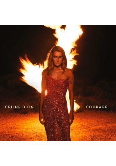 Celine Dion - Courage - LP