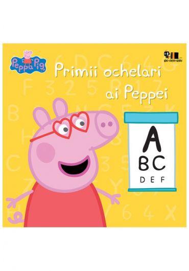 Primii ochelari ai Peppei