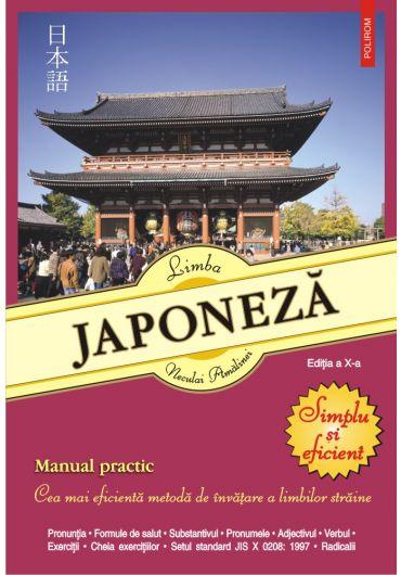 Limba japoneza. Simplu si eficient. Manual practic, ed. 10
