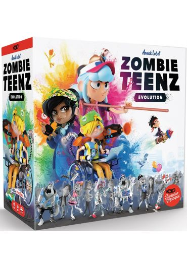 Joc Zombie Teenz Evolution