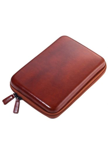 Organizator - Brown Travel Case
