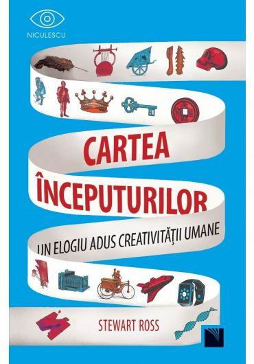Cartea inceputurilor. Un elogiu adus creativitatii umane