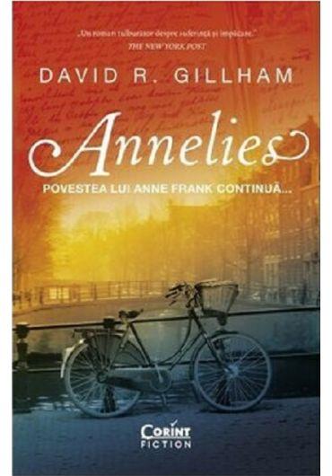Annelies. Povestea lui Anne Frank continua...