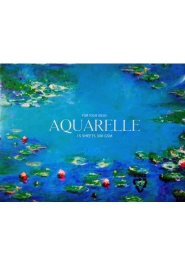 Mapa pentru desen tehnic Aquarelle A5+ 15 file Muse