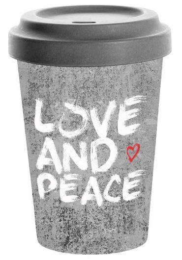 Cana de voiaj - Love and Peace