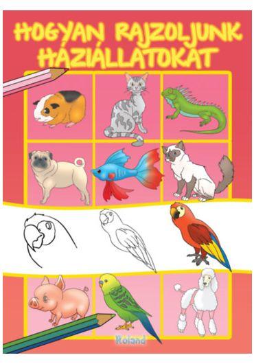 Cum sa desenam animalele domestice - HU