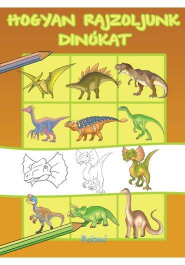 Cum sa desenam dinozaurii - HU