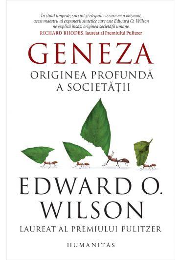 Geneza.Originea profunda a societatii